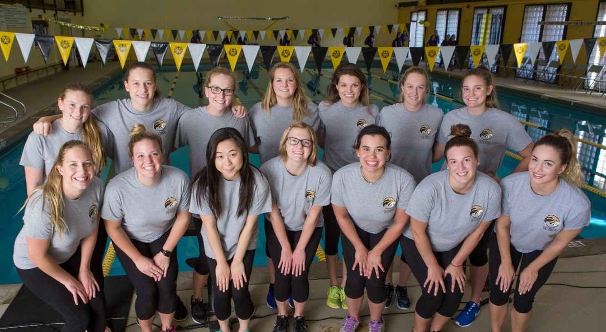 Photo for Swim Team Honored By National Swim Organization