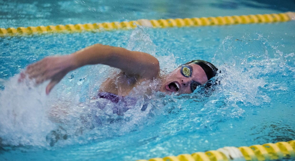 Photo for Swimming Takes Lead On Day Two of ASC Championships