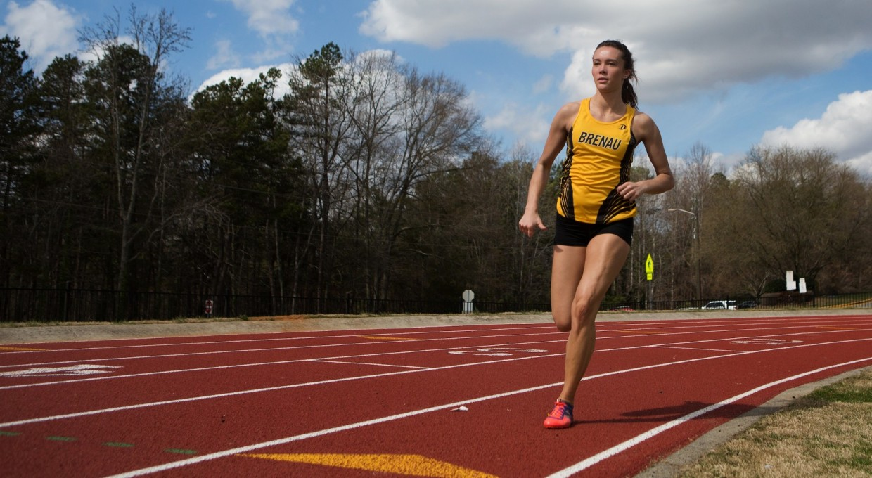 Photo for Track and Field Continues Strong Season at Choccolocco Challenge