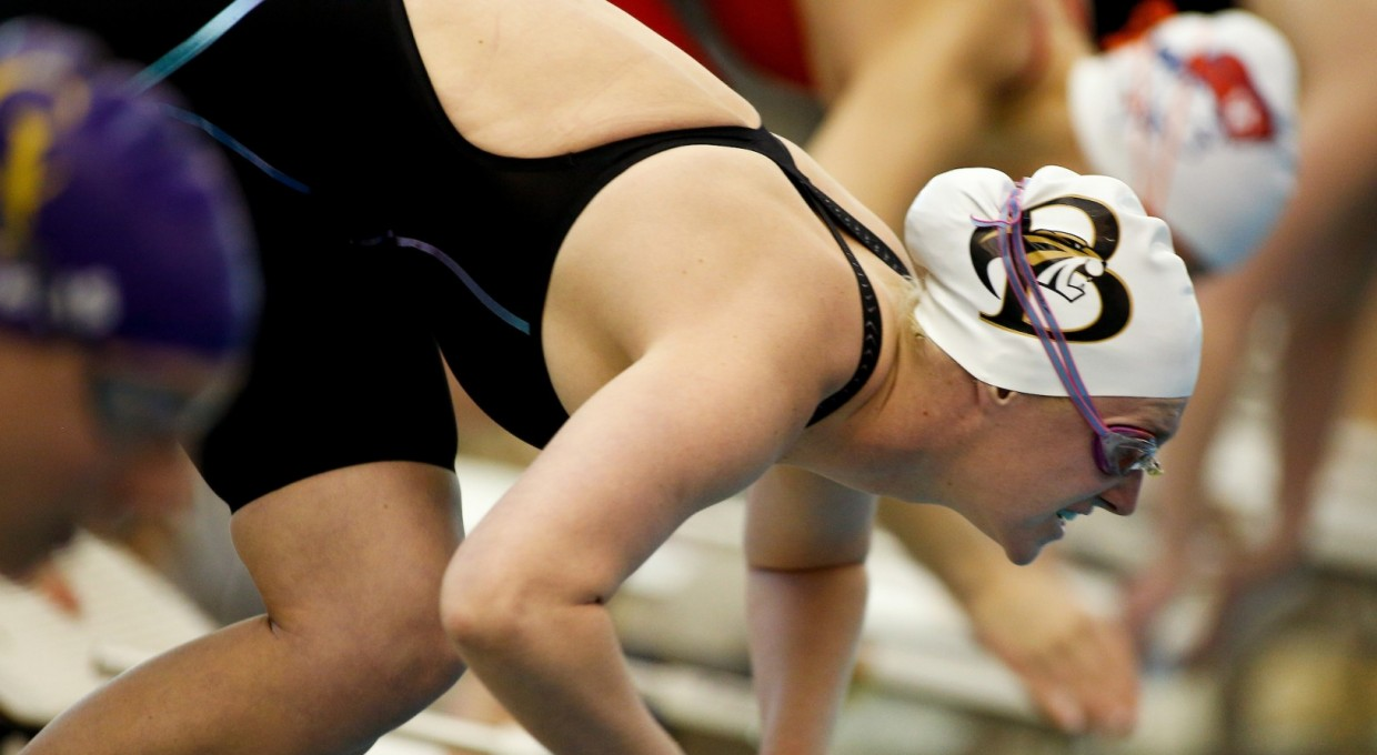 Photo for Swimmers Garner All-American Honors