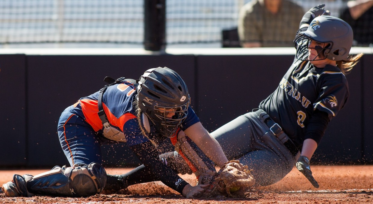 Photo for Softball Slides By Bethel; Remains Undefeated in SSAC Play