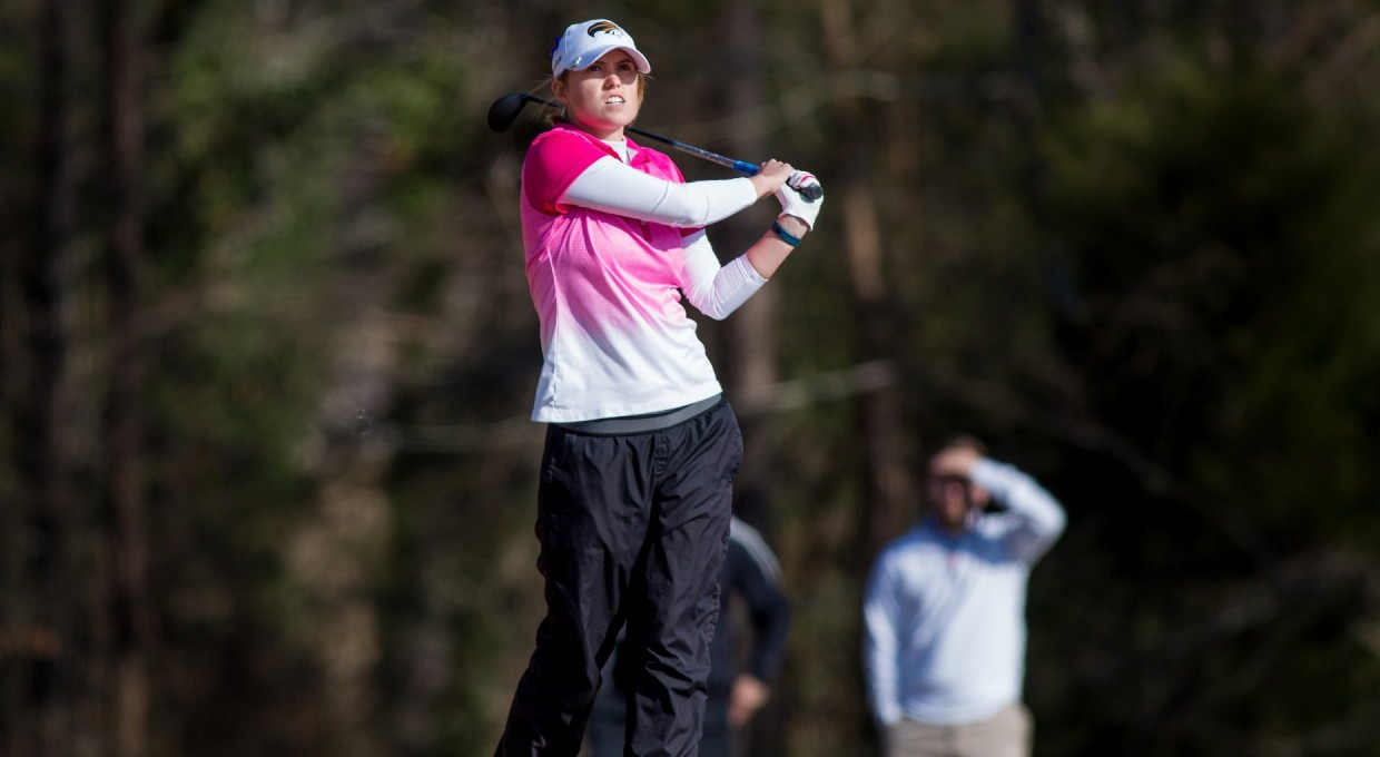 Photo for Golf In Fourth After Day One of SSAC Championships