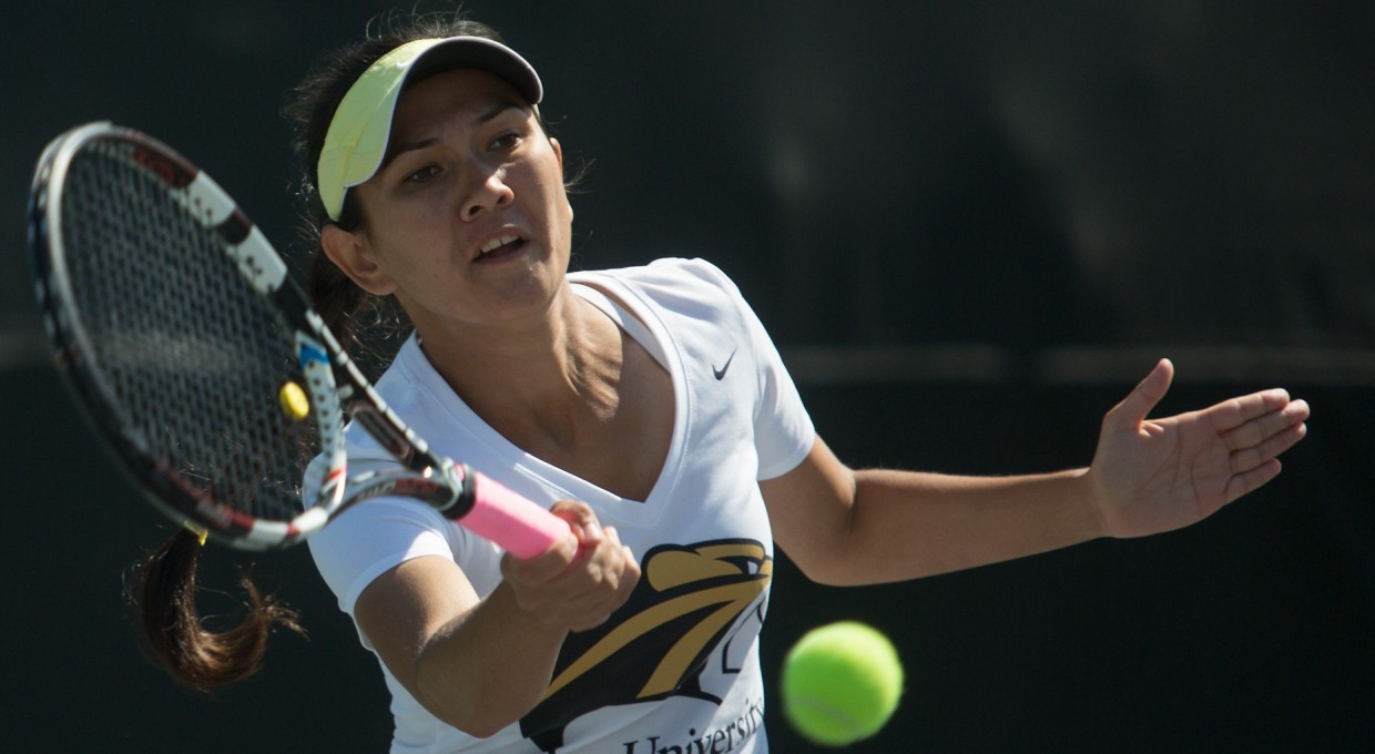 Photo for Tennis Comes Up Short Against LSU-Alexandria