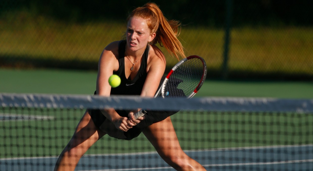 Photo for Tennis Falls at SSAC Championships
