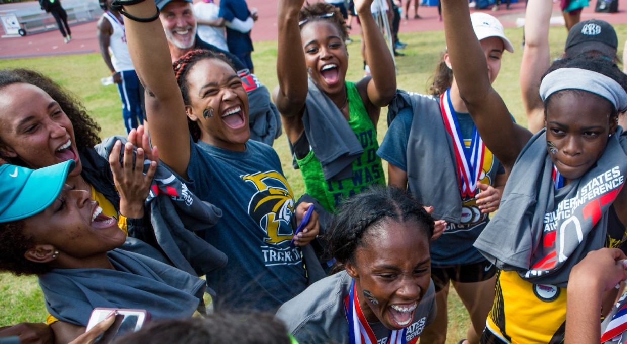 Photo for Track Captures Fifth Straight SSAC Championship