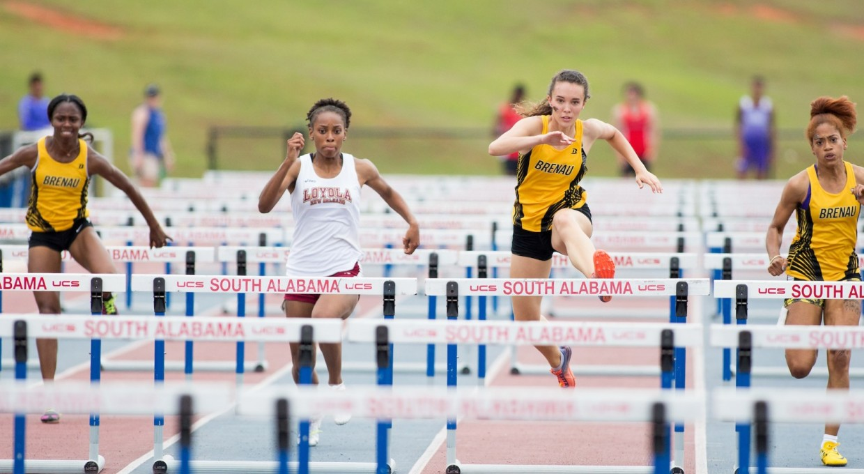Photo for Three Track Athletes to Compete at NAIA Nationals