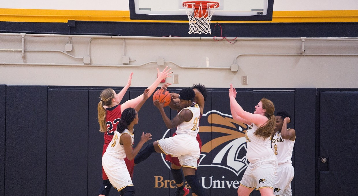 Photo for Basketball Falls in SSAC Tournament