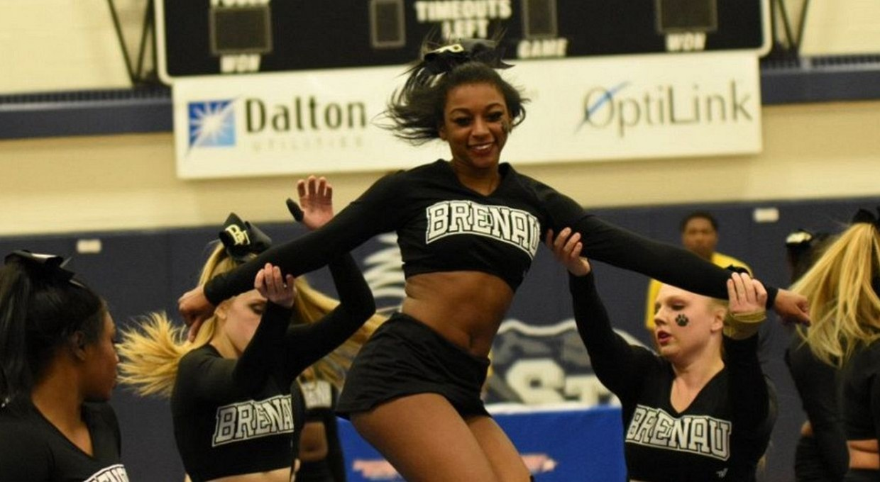 Photo for Cheer and Dance Compete at SSAC Championships