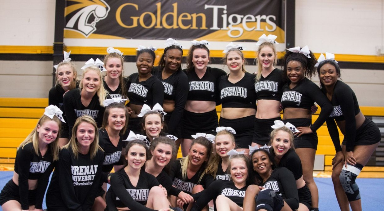 Photo for Cheer Notches Top Ten Finish at Nationals