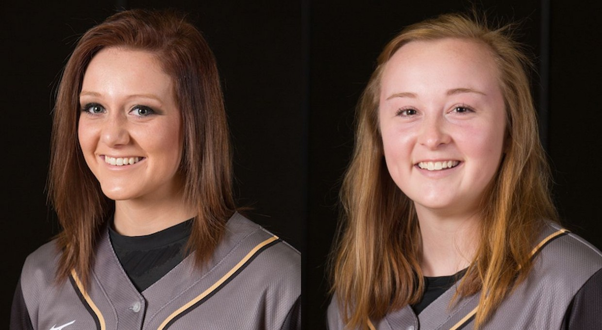 Photo for Golden Tigers Sweep Softball Player of Week Awards
