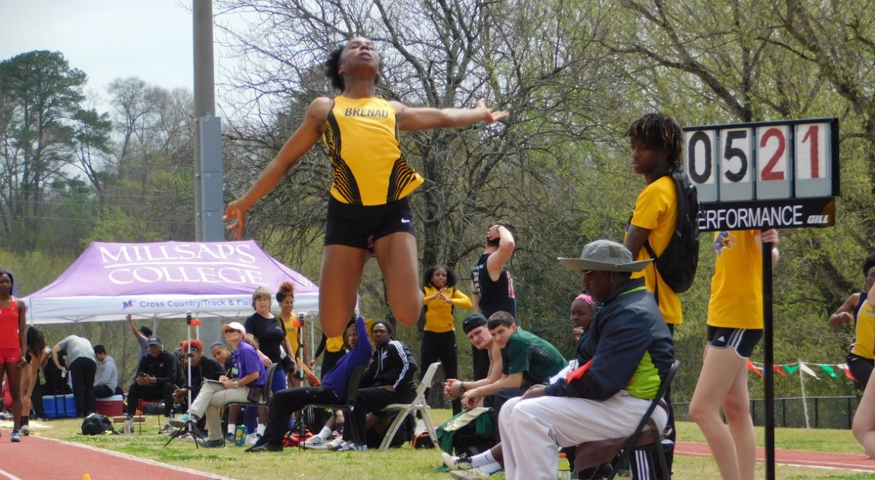 Photo for Track Competes at Falcon Classic