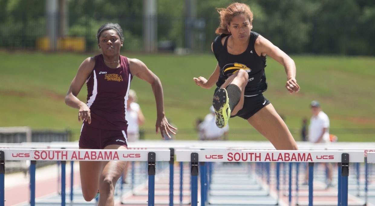 Photo for Track Competes at Birmingham Southern Indoor Meet