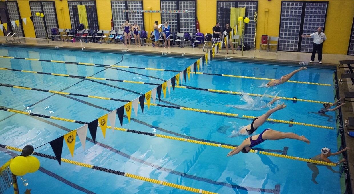 Photo for Swimming Competes on Day One of NAIA Championships