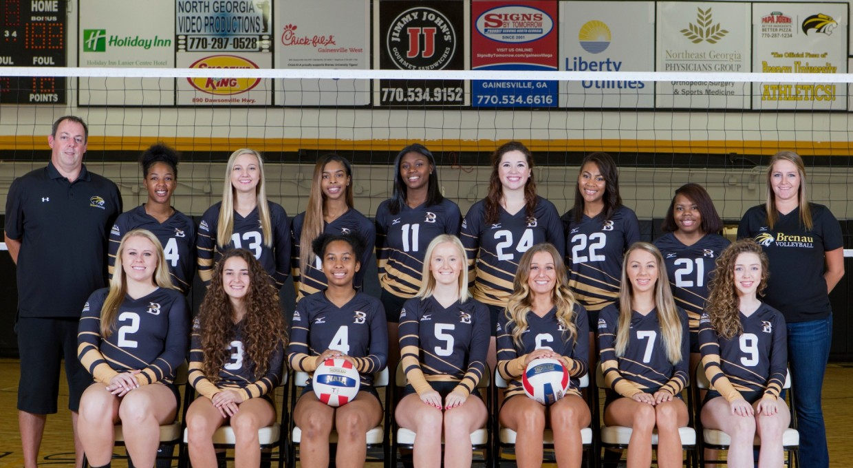 Live Streaming Links For Friday's Volleyball Match - Brenau University
